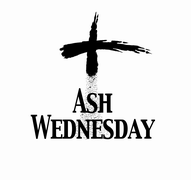 March 1, 2017 – Ash Wednesday Mass at 10:30 a.m.