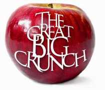 The Great Big Crunch – March 7th at 10:30 a.m.