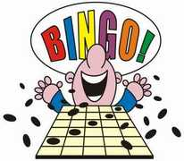 CSC Bingo Night – April 26th – More Details to Come