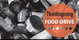 St. Andrew CES Annual Thanksgiving Food Drive