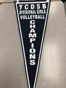 Girls Volleyball Champions!!!