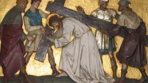 The Stations of the Cross at St. Andrew CES
