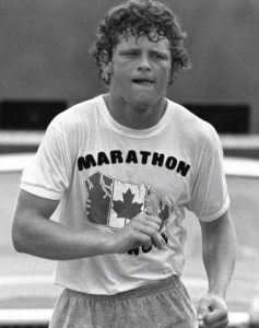 Terry Fox Day at St. Andrew CES